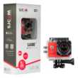 SJCAM SJ4000 WIFI akció kamera sportkamera 2 colos kijelzővel gyári kiegészítőkkel (piros)  (SJ4000WR)
