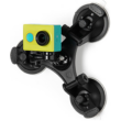 SJCAM GoPro univerzális három pontos extra masszív akció kamera autós tartó tapadókorong rögzítő konzol SJ/GP-202 SJ GP-202