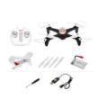 Syma X15A drón quadcopter 28.9cm 2.4GHz (légnyomásérzékelő automata magasságtartással) - fekete