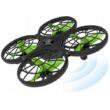 Syma X26 drón quadcopter 13.1cm 2.4GHz (akadályelkerülő funkcióval) - zöld