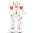 JJRC R12 CADY WISO RC intelligens távirányítós játék robot 27cm interaktív programozható okosrobot - piros