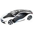 RC BMW i8 Concept távirányítós autó 1/14 fehér-fekete - Mondo
