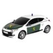 RC Renault Megane RS Guardia Civil távirányítós autó 1/14 - Mondo