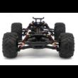 XLH 9136 profi Truggy Racer 4WD 36km/h nagy sebességű 1:16 28.5cm RC távirányítós autó (2.4GHz 4x4 Li-ion RTR terepjáró versenyautó) - narancs