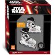 Star Wars soros görkorcsolya világító kerekekkel 33-36-os