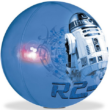 Star Wars villogó labda 10cm