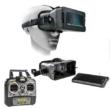 RC Ultradrone X40.0 VR Mask távirányítású Quadrocopter - Syma