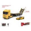 RC Mercedes Actros kamion és Mercedes AMG GT sportkocsi távirányítós szett 1/24 - Mondo Motors