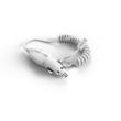 Hama autós töltő Micro USB, 1000mA - fehér (173612)