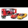 Ferrari LaFerrari F70 1:14 33,8cm távirányítós modell autó Rastar 50100 RTR modellautó - piros