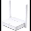 MERCUSYS Wireless Router N-es 300Mbps 1xWAN(100Mbps) + 2xLAN(100Mbps), MW301R