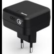 Hama hálózati töltő USB Qualcomm QC 4.0+/ PD, USB type-C (178273)