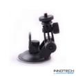 SJCAM / GoPro Univerzális akciókamera autós tartó szett tapadókorong rögzítő konzol szivargyújtó töltővel