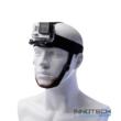 SJCAM / GoPro akció kamera tartó áll hevederes extra stabil fejpánt univerzális rögzítő SJ/GP-200