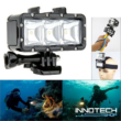 SJCAM / GoPro 30 méterig vízálló nagy fényerejű akció kamera búvár LED lámpa SJ/GP-LED SJ GP-LED