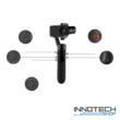 Xiaomi Mi 4K kézi akciókamera stabilizátor - gimbal giroszkóp (MJWDQ01FM , XMM4KACSGB)