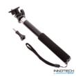 SJCAM / GoPro Super i-Shot akció kamera teleszkópos masszív prémium selfie szelfi bot monopod - Fekete