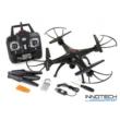 SYMA X5SC drón quadcopter HD kamerával (X5SC 1 X5SC-1 720P HD RC kamerás drón plusz 4 GB microSD kártya) - fekete