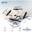 JJRC H31 vízálló drón quadcopter (magyar útmutatóval strapabíró kialakítás, visszatérő funkció, ajándék napszemüveg) - fehér