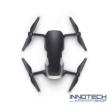 DJI Mavic Air Fly More Combo Onyx Black drón - (FPV GPS 4K Wifi quadcopter, 2 év garancia, magyar útmutató) - fekete