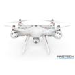 SYMA X8 Pro nagy méretű drón quadcopter GPS élőképes FPV wifi HD kamerával, magyar nyelvű útmutatóval + légnyomás érzékelő automata magasságtartás (X8Pro)