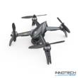MJX Bugs 5W UPGRADE GPS Wifi 5G 4K FPV drón quadcopter 35cm 20 perc repülési idő (B5W B 5 W 4K UHD FPV Kamerás Drón 500 m, magyar nyelvű útmutatóval) - fekete