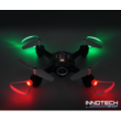 Syma X23W Wifi FPV élőképes kamerás drón quadcopter 21cm 720p HD kamerás drón automata magasságtartással magyar útmutatóval - fekete