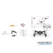 Syma X15W drón (magyar nyelvű útmutatóval) - fehér
