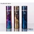 PLAZMATECH FR-P02 Elektromos tripla ív öngyújtó (szín1) (usb tesla coil arc lighter - plazma gyújtó, magyar nyelvű útmutatóval)