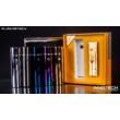 PLAZMATECH FR-P02 Elektromos tripla ív öngyújtó (szín1) (usb tesla coil arc lighter - plazma gyújtó)