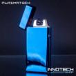 PLAZMATECH FR-609 Elektromos dupla ív öngyújtó (szín2) (usb tesla coil arc lighter - plazma gyújtó, magyar nyelvű útmutatóval)