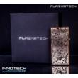 PLAZMATECH FR-609 Elektromos dupla ív öngyújtó (szín6) (usb tesla coil arc lighter - plazma gyújtó, magyar nyelvű útmutatóval)