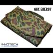 GGX-FS39W6 39W sunpower napelemes profi hordozható összecsukható töltő (GGX Energy GGX FS39W6 5V 12V 18V) - zöld terepszínű + solar controller
