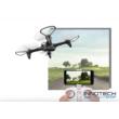 Syma X15W drón (magyar nyelvű útmutatóval) - fekete