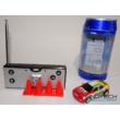 WLtoys Mini 1:58 7,5cm RC távirányítós játék autó (mini RTR versenyautó) - 1. szín