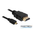 HDMI – micro HDMI adat kábel ( 1,5 m )
