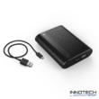 Hama Powerbank X10 10400 mAh univerzális usb külső akku gyorstöltő akkumulátor (178983)