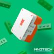 Xiaomi Mi Robot Builder építőkocka szett (978 db, 38 cm) programozható motorral DIY MiTu (távirányítós interaktív kirakós játék, magyar nyelvű útmutatóval)