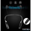 Tronsmart Encore S4 aktív zajszűrős Bluetooth fülhallgató headset beépített Li akkuval - fekete