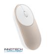 Xiaomi Mi Portable Mouse vezeték nélküli bluetooth optikai egér 2.4G/BT (XMSB02MW , HLK4008GL) – arany