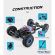 JJRC Q46 4WD 45km/h 1:12 nagy sebességű RC autó távirányítós autó (45 km/h Speed Runner buggy) - piros