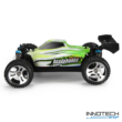 WLtoys A959-B profi Off Road Buggy 4WD 70km/h 1:18 nagy sebességű RC távirányítós autó (magyar útmutatóval 70 km/h A959 B versenyautó ) - zöld