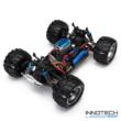WLtoys A979 profi Off Road 4WD 50km/h 1:18 nagy sebességű RC távirányítós autó (50 km/h Monster Racing Truck Buggy versenyautó) - kék