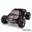 WLtoys A979 profi Off Road 4WD 50km/h 1:18 nagy sebességű RC távirányítós autó (50 km/h Monster Racing Truck Buggy versenyautó) - piros