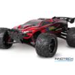 XLH 9116 profi Truggy Racer 2WD 40km/h nagy sebességű 1:12 34cm RC távirányítós autó (40 km/h Truggy Racer versenyautó, magyar nyelvű útmutatóval) - piros