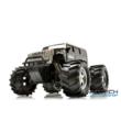 NQD Mad Monster Truck Off Road távirányítós autó 2WD 15km/h sebességű 1:16 21,5cm RC (15 km/h játék autó) - fekete