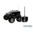 NQD Mad Monster Truck Off Road távirányítós autó 2WD 15km/h sebességű 1:16 RC (15 km/h játék autó) - fekete