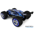 NQD Land Buster Updated Verzió Li-ion akkus kék színű profi 4WD 45km/h sebességű 1:12 38cm RC távirányítós autó (45 km/h Land Buster versenyautó) BEMUTATÓ DARAB