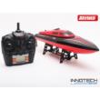 Skytech H101 nagy sebességű vízálló RC versenyhajó távirányítós hajó (30km/h végsebességgel) - piros