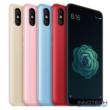 Xiaomi Mi A2 32 GB / 4 GB RAM Dual Sim kártyafüggetlen okostelefon (4G LTE magyar menü) Kék